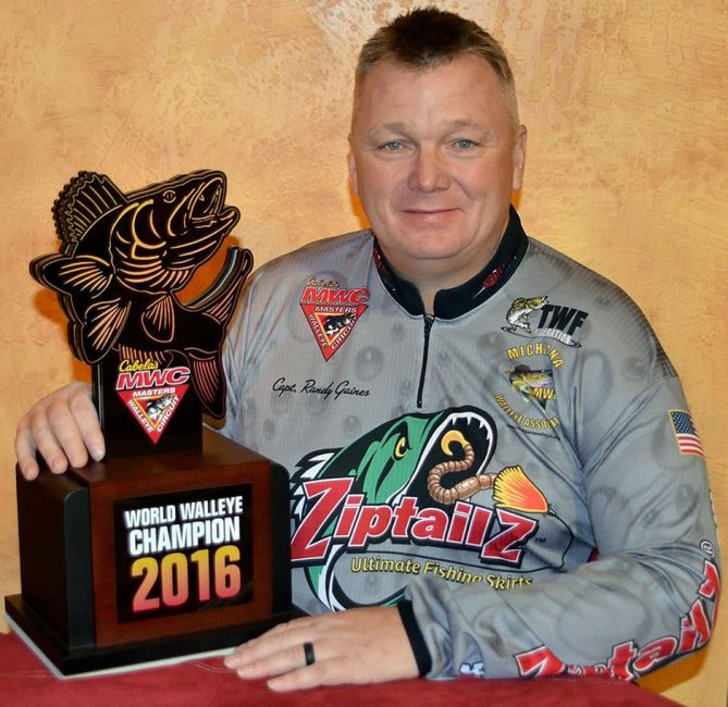 Masters Walleye Circuit World Walleye Champion