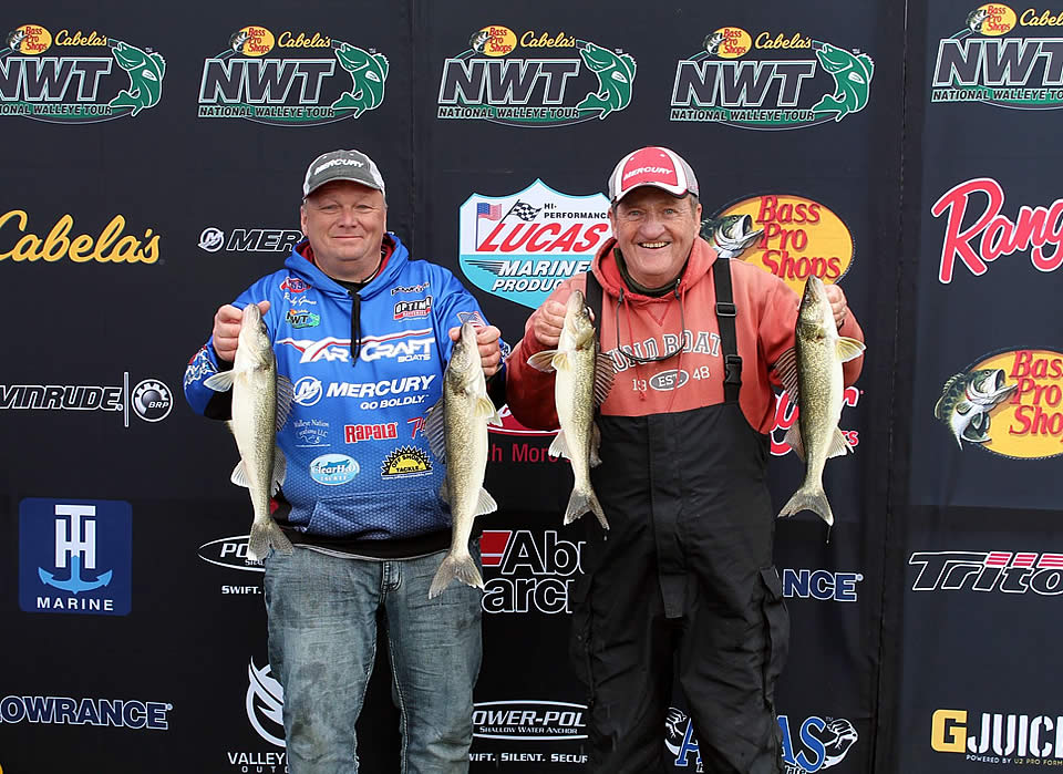 National Walleye Tour Professional